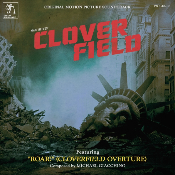 #4: Cloverfield (Custom)