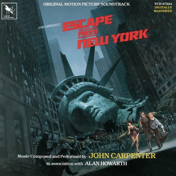 #3: Escape From New York (Original)