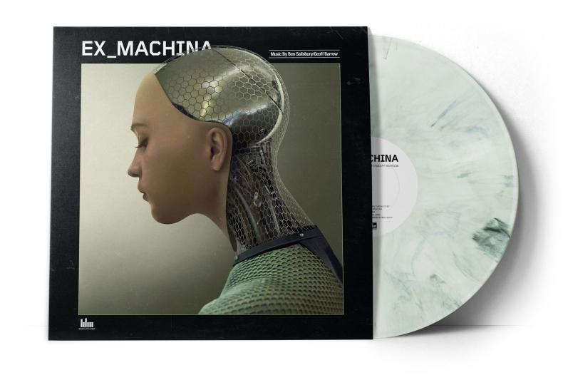 Ex Machina (Vinyl Edition Mockup)
