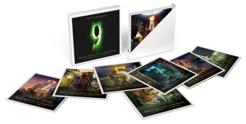9 (Box Set Mockup)