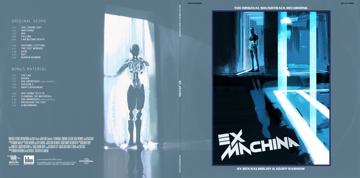 #17: Ex Machina (Custom)