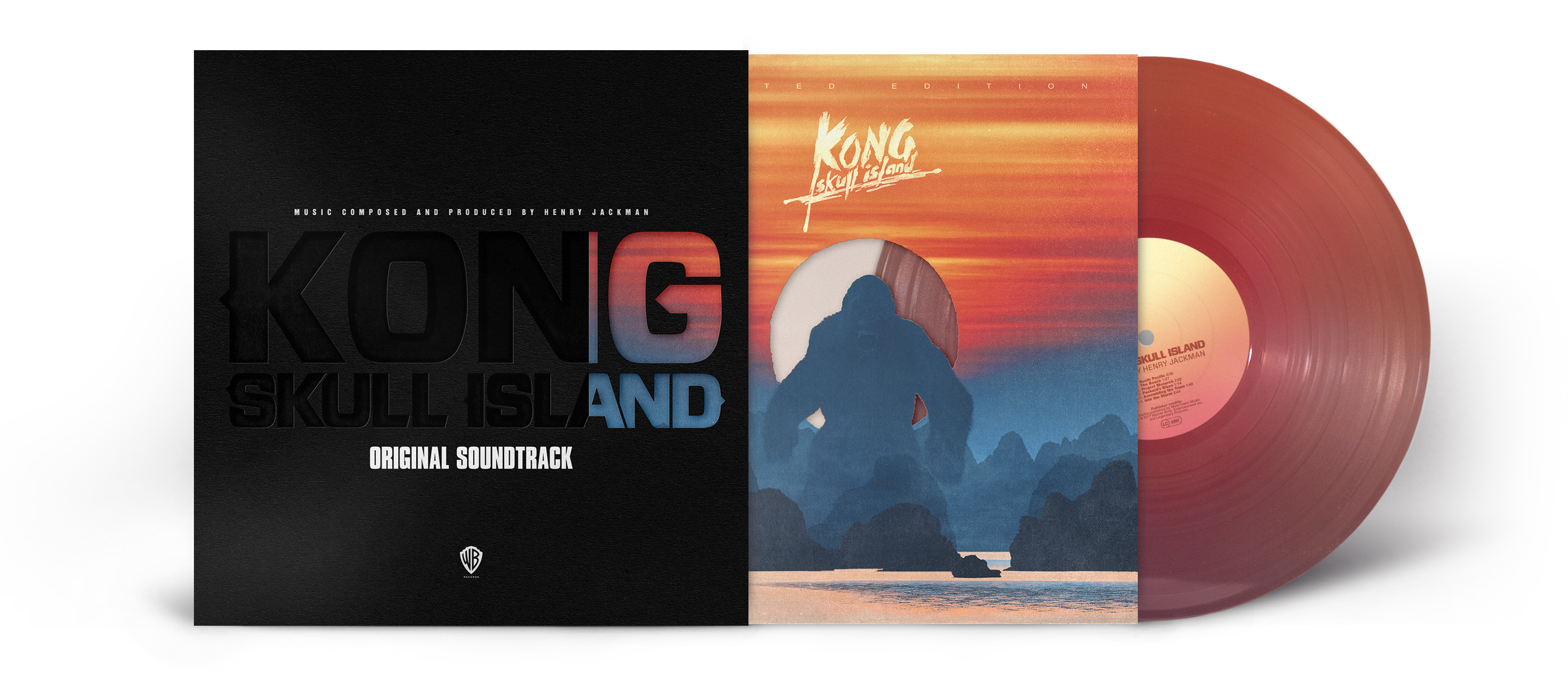Kong skull island soundtrack on cd - It All Started When I Came Across A Viral Website Named Discover Skull Island
