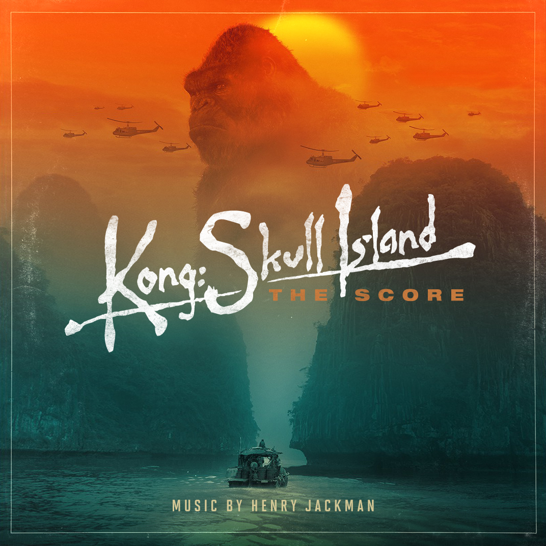 Kong skull island soundtrack on cd -  But It Ultimately Looked A Little Too Cheap For A Blockbuster Soundtrack