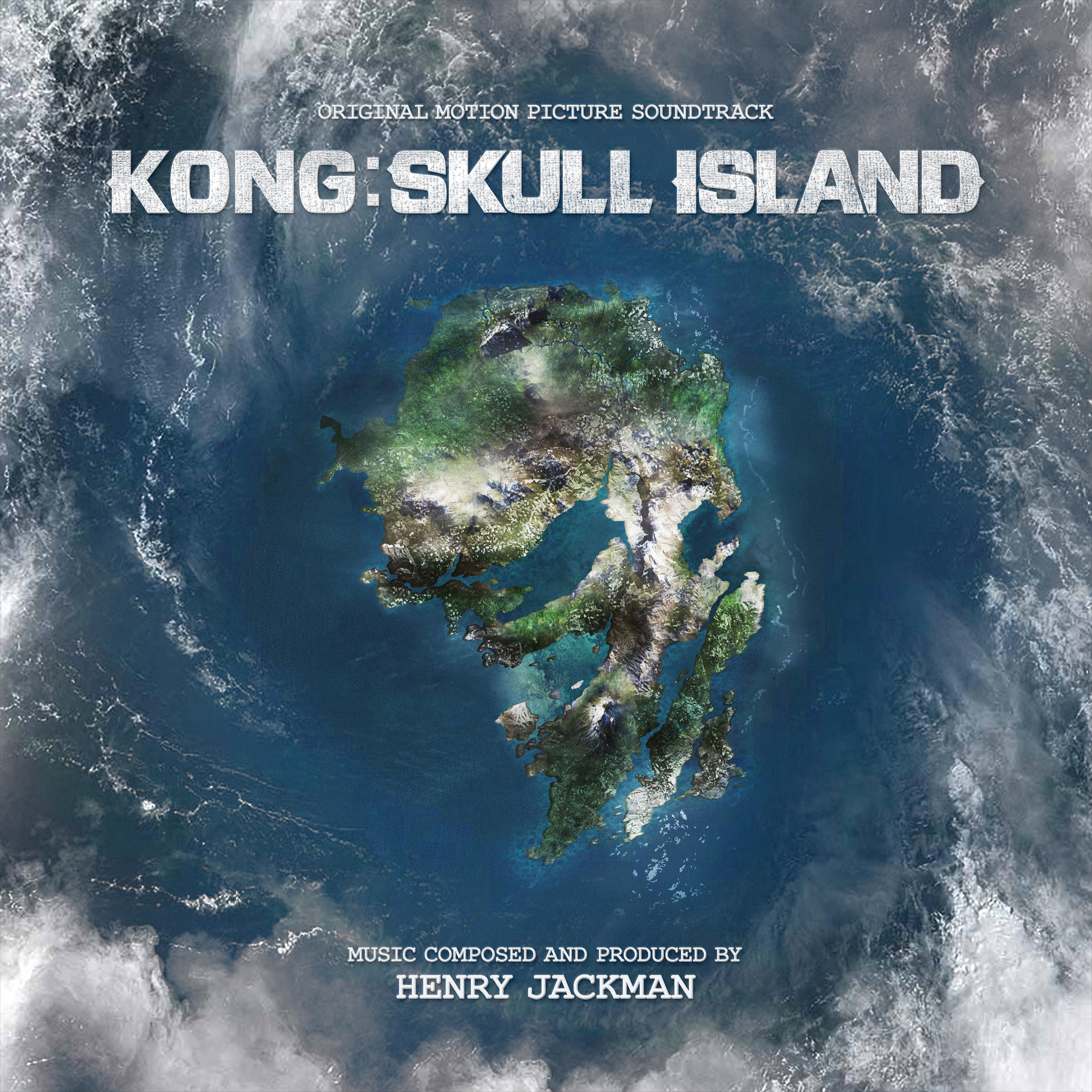 Distribution Kong Skull Island