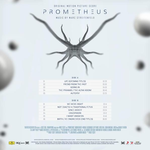 #45: Prometheus (Custom)