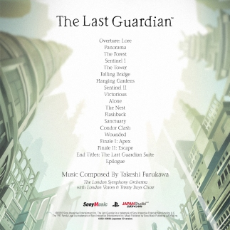 #4: The Last Guardian (Custom)