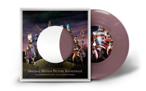 9 (Alternate Vinyl Mockup)