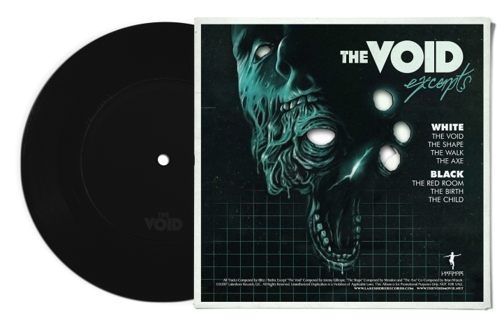 The Void Excerpts EP (Back)