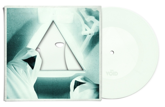 The Void Excerpts EP (Front)