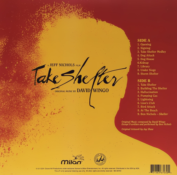 #4: Take Shelter (Original)