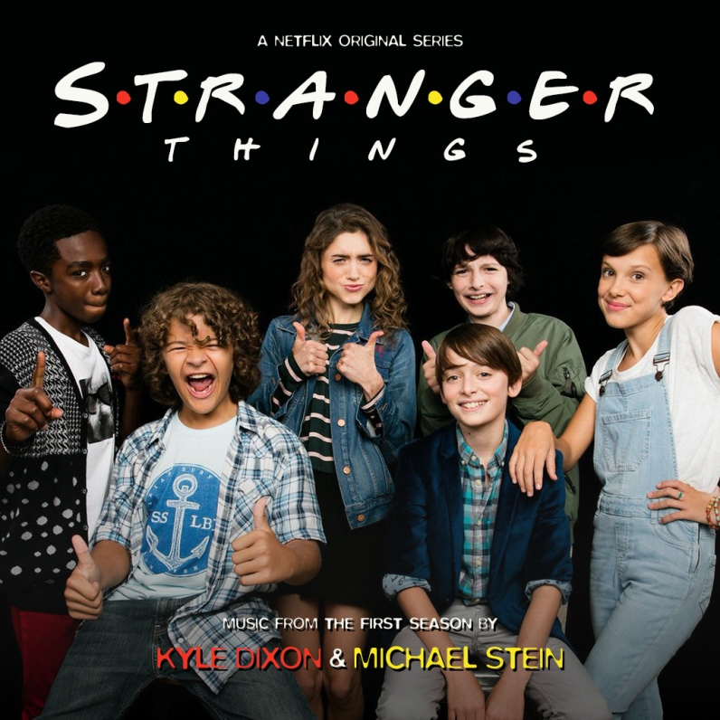 #14: Stranger Things (Custom)