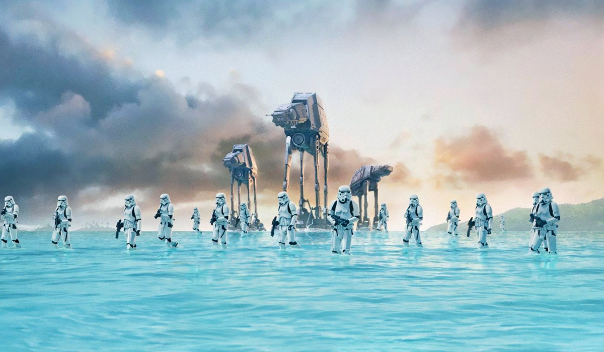 """""""Rogue One – A Star Wars Story (Deluxe Edition)"""" by Michael Giacchino, John Williams"""
