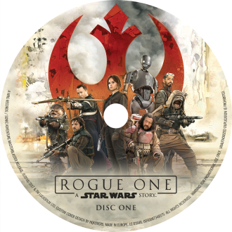 #5: Rogue One (Custom)