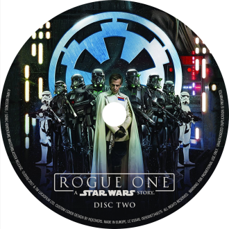 #6: Rogue One (Custom)