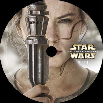 #16: Star Wars: The Force Awakens (Custom)