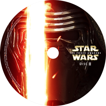 #17: Star Wars: The Force Awakens (Custom)
