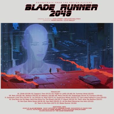 #11: Blade Runner 2049 (Custom)