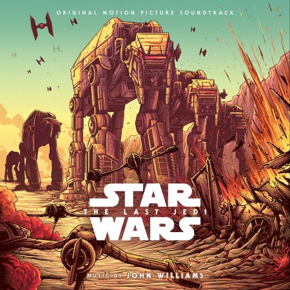 #6: Star Wars: The Last Jedi (Custom)