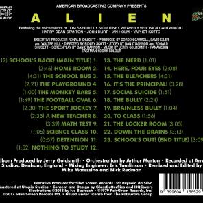 #6: Alien (Custom)