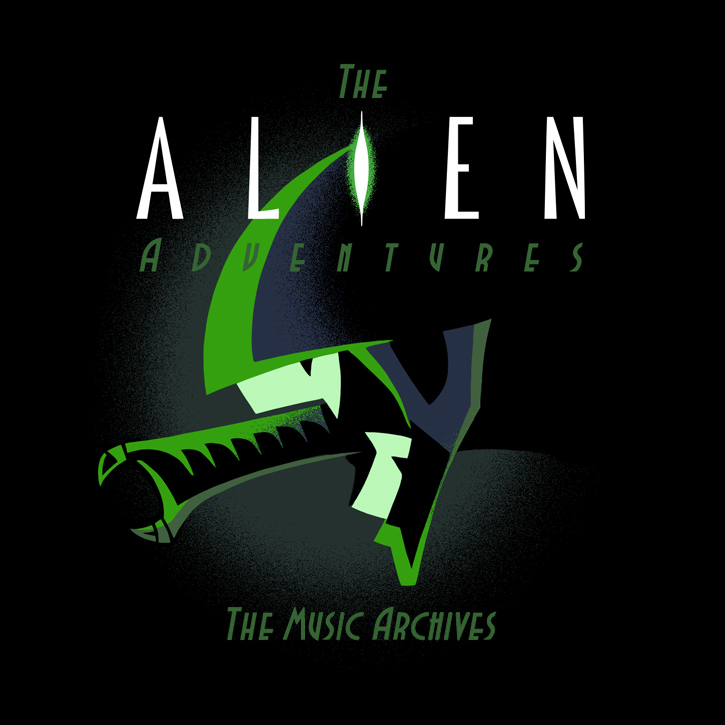 #1: The Alien Adventures (Custom)