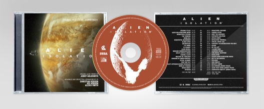 Alien: Isolation (Jewel Case Mockup)