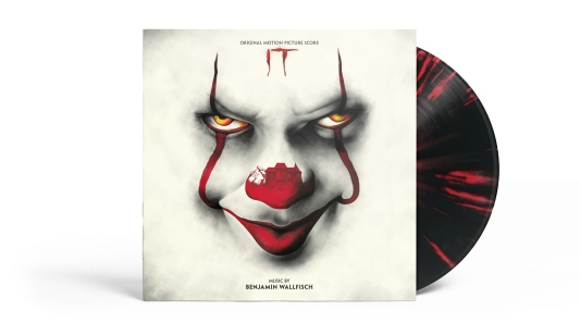 IT (Vinyl Mockup)