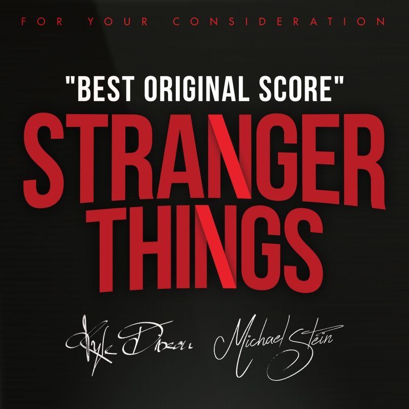 Stranger Things (For Your Consideration Album)