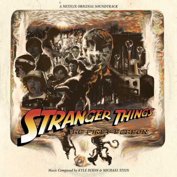 Stranger Things (Indiana Jones Alternate)