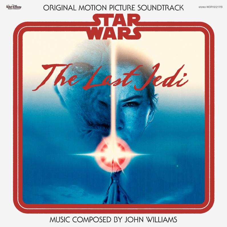 Star Wars: The Last Jedi (White Version)