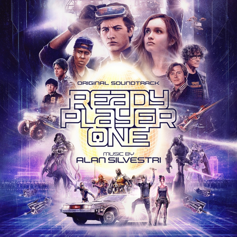 #1: Ready Player One (Custom)