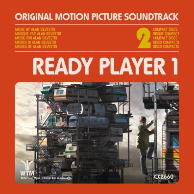 #7: Ready Player One (Custom)