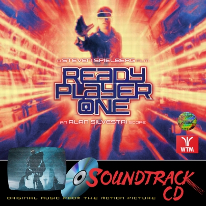 #19: Ready Player One (Custom)