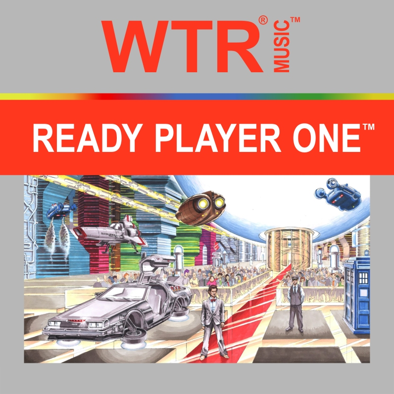 #6: Ready Player One (Custom)