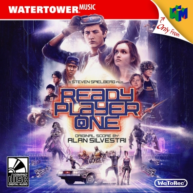 #21: Ready Player One (Custom)