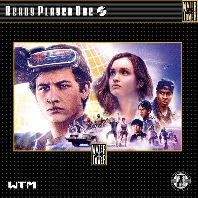 #12: Ready Player One (Custom)