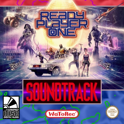 #20: Ready Player One (Custom)