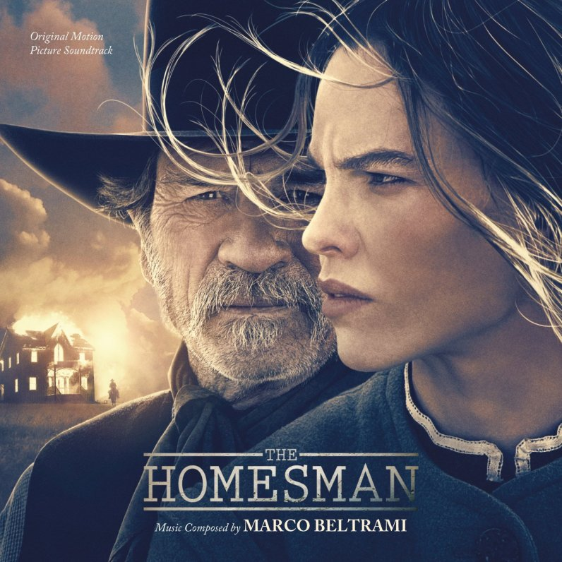 #1: The Homesman (Original)