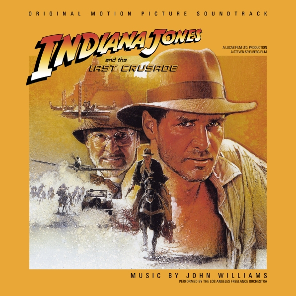 #3: Indiana Jones and the Last Crusade (Custom)