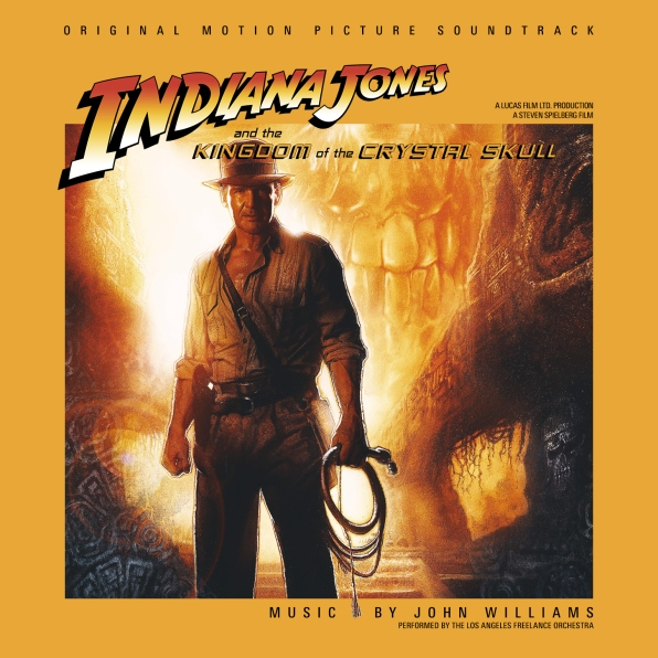 #4: Indiana Jones and the Kingdom of the Crystal Skull (Custom)