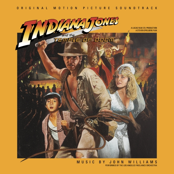 #2: Indiana Jones and the Temple of Doom (Custom)