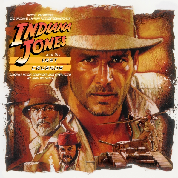 #7: Indiana Jones and the Last Crusade (Custom)