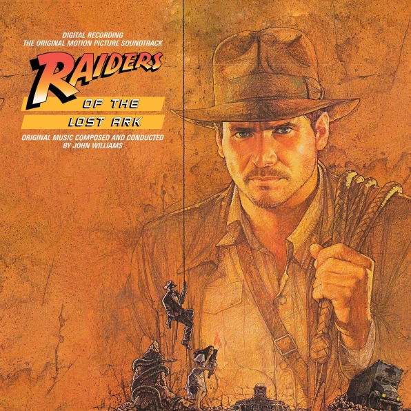 #5: Raiders of the Lost Ark (Custom)