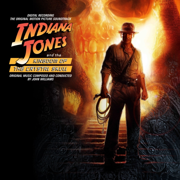 #8: Indiana Jones and the Kingdom of the Crystal Skull (Custom)