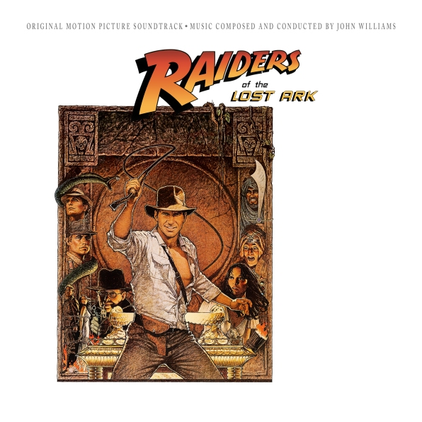 #9: Raiders of the Lost Ark (Custom)