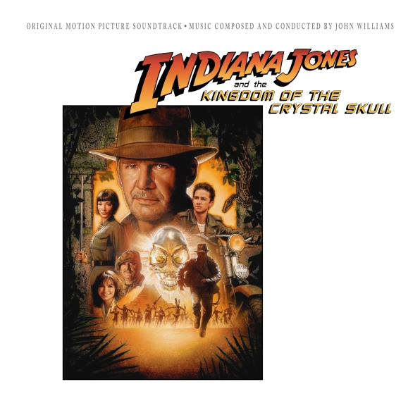 #12: Indiana Jones and the Kingdom of the Crystal Skull (Custom)