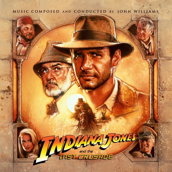 #15: Indiana Jones and the Last Crusade (Custom)