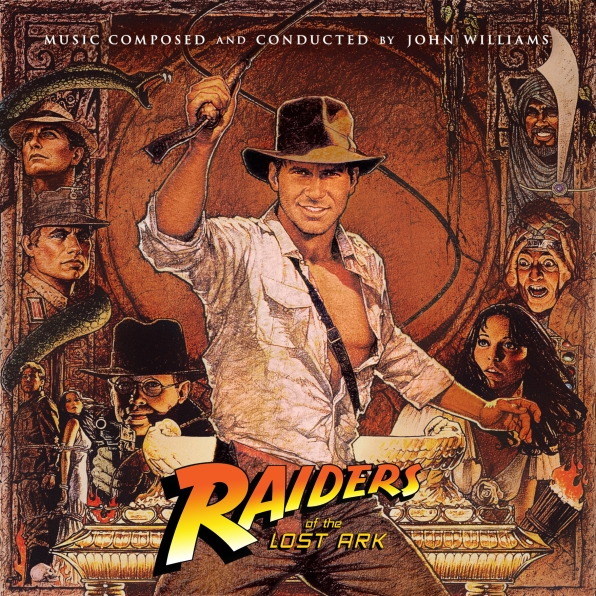 #13: Raiders of the Lost Ark (Custom)