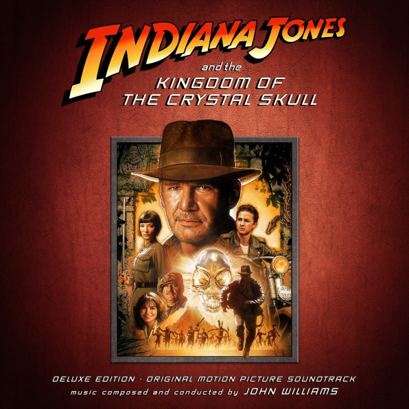 #20: Indiana Jones and the Kingdom of the Crystal Skull (Custom)