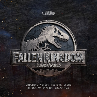 #3: Jurassic World: Fallen Kingdom (Custom)