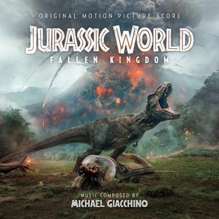 #5: Jurassic World: Fallen Kingdom (Custom)